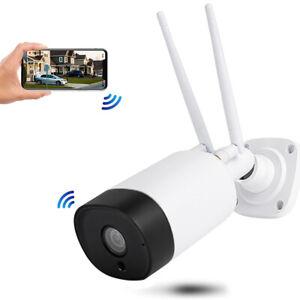 4MP CCTV IP NETZWERK KAMERA Außen ÜBERWACHUNGSKAMERA Outdoor FUNK WLAN BULLET DE