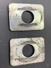 99-02 SUZUKI SV650 Rear Axle Chain Adjusters