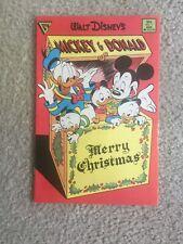 Walt Disney's Mickey and Donald #1, VF, Gladstone, 1988, Vintage Comic Book