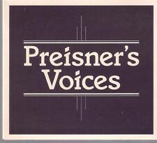 ZBIGNIEW PREISNER - PREISNER'S VOICES 3CD BOX TOWARNICKA DANSE MACABRE VOICES