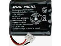 NEW Novatel GENUINE Battery for Verizon Wireless Home Phone T2000 3.6V 1800mAh