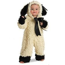 WOOLY Lamb Sheep DELUXE Costume Chasing Fireflies Boy Giirl 12-18 M Halloween