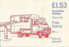 Gb 1985 350th Anniv Royal Mail - Ft4
