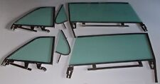 1961-1962 BUICK LESABRE OLDSMOBILE 88 CONVERTIBLE 6 PC ASSEMBLED SIDE GLASS TINT