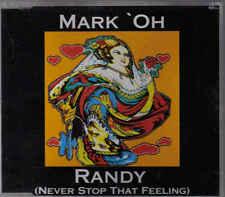 Mark Oh-Randy cd maxi single