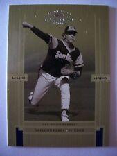 2005 DONRUSS CLASSICS LEGEND GAYLORD PERRY 0967 / 1000  BOX # 18
