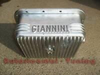 """Coppa Olio """"GIANNINI"""" in Alluminio da 3,2 Litri per FIAT 500 & FIAT 126"""