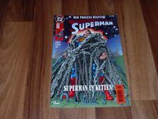 Superman # 21 -- Dino/DC-Bande Dessinée 1997/Le processus commence/AVEC POSTER
