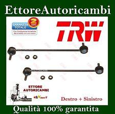 2 TIRANTI/BIELLETTE BARRA STABILIZZATRICE TRW FIAT PANDA/PANDA VAN 03->-JTS459