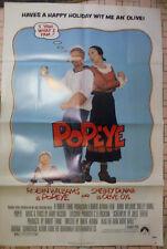 Original Movie Poster POPEYE  NSS 800169 Robin Williams