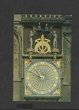 J.Arthur.Dixon Colour Postcard The Clock Wells Cathedral   Somerset Unposted