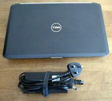 Dell Latitude E5520 Laptop Core i5-2410M 2.3GHz 4GB RAM 250GB Win 10 Pro