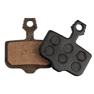 2 Pairs Semi Metal Resin Disc Brake Pads fit Avid Elixir CR R E 1 - 3 - 5 - 7 -1