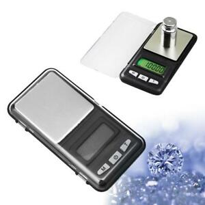Mini 300g x 0.01g Digital Gram Diamond Jewelry Gold Balance Weight Pocket Scale