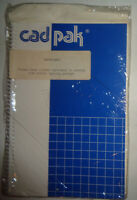 Cad Pak, by Gulf Publishing Company. 1980s. MINT, SEALED.