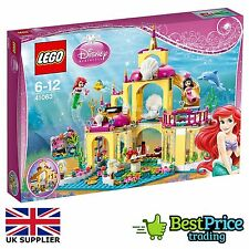 Lego Disney Princess 41063 Ariel's Undersea Palace *NEW & SEALED *Little Mermaid