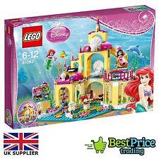 Lego Disney Princess 41063 Ariel's Undersea Palace *NEW & SEALED *Little Mermaid