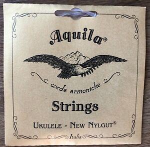 Aquila Nylon Baritone Ukulele Strings For DBGE Tuning