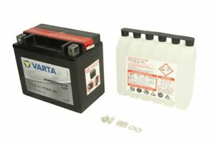 YTX12-BS BATTERIA MOTO 10Ah VARTA 12V 150A AGM 510012009 YTX12-BS