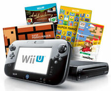 Nintendo Wii U Glossy Consoles