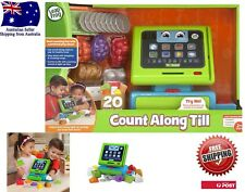 LeapFrog Count Along Till New Cash Register Shopping Store Counting Pretend Play