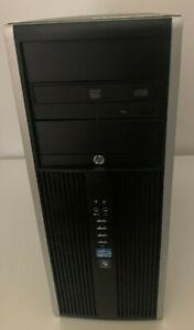 HP 8300 CORE i5 3470 4GB RAM  160 Gb Hd Win 10
