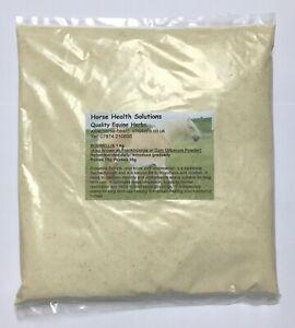 Boswellia Serrata Powder (Frankincense) Pain Relief, Equine Herb For Horses 1kg