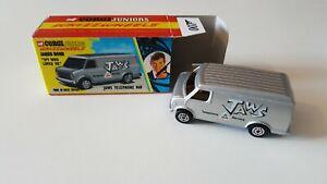 Corgi Juniors Whizzwheels Jaws Telephone Van Spy Who Loved Me James Bond w/box