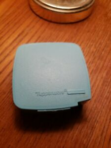 Vintage Tupperware Labels With Case. Freezer tags with contents and date NEW