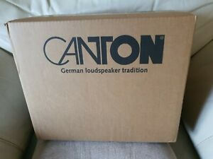 Canton Plus GX.3 Small Speaker, Pair, Great Sound Quality