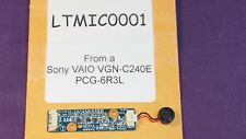 #LTMIC0001 - Sony Microphone Board w/Cable ANL-74 MS60 1P-1069101-6011