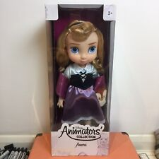 1st Edition Disney Animator Collection Doll AURORA SLEEPING BEAUTY Rare BNIB