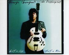 CD GEORGE THOROGOOD 	half a boy half a man  (A1986)