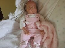 Reborn Baby Doll by Tina Kewy Rare