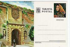Tarjeta Postal PUERTA DE LAS TABLAS  ( Ibiza )