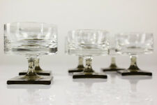 6 Rosenthal Bicchieri serie Berlino Georg Jensen GUSCIO liquorosi 6,5 x 6,0