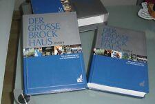 DER GROSSE  BROCKHAUS in 2 BÄNDEN - 1. Auflage  2004 - ADAC  ISBN: 3-7653-0073-X