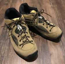 Garmont Trail Hiking Boots Shoes Tan/Camel Vibram Sole • Mens Size US 14