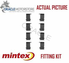 NEW MINTEX FRONT BRAKE PADS ACCESORY KIT SHIMS GENUINE OE QUALITY MBA1162