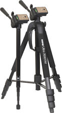"Sunpak - PlatinumPlus Ultra 7000 2-in-1 70"" Tripod and Monopod - Silver"