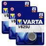 3 x Varta V625U batteries Alkaline 1.5V LR9 4626 PX625A 625A Button Cell Key Fob