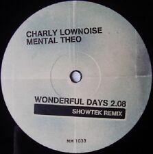 Charly Lownoise & Mental Theo – Wonderful Days 2.08 - LP/Vinile