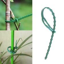 Reusable Garten Kunststoff Pflanze Kabel Krawatten Einstellbare Baum Klet