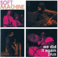 Soft Machine - We Did It Again Plus (2018)  2CD  NEW/SEALED  SPEEDYPOST