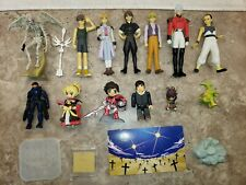 Bandai Gundam Death Note Zechs Wing Nendoroid Halo Movic Clamp Anime figure lot