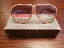 Gorgeous Porsche Design Carrera Ladies Aviator Sunglasses Style 5592