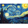 1000 Pieces Starry Night Sky Educational Jigsaw Puzzles Adults Kids Puzzle Games