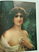 Mermaids An Anthology Of Verse And Prose 1998 Hardcover Vintage Siren History
