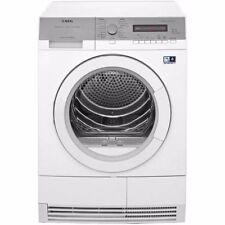 AEG T76781IH1 Lavatherm 8kg A++ Heat Pump Tumble Dryer - White
