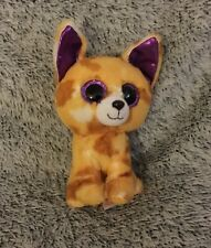 "Ty Beanie Babies Boos PABLO Chihuahua Plush Dog 6"" Stuffed Animal Baby Boo Toy"